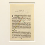 Tomoyuki Ueno, STRATEGY - p355, book leaf, map, 2015, ©Tomoyuki Ueno�