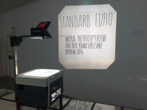 122 A TRANS_Standard Euro_Kunstpunkt Berlin